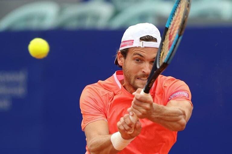 João Sousa é presença confirmada no fortíssimo ATP 250 de Montpellier