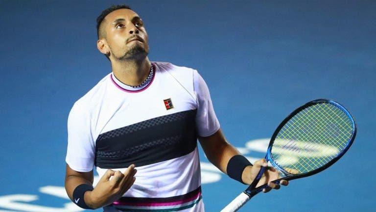 Mouratoglou deixa elogios a Kyrgios: «Ele simplesmente mostra aquilo é, tem o que o ténis precisa»