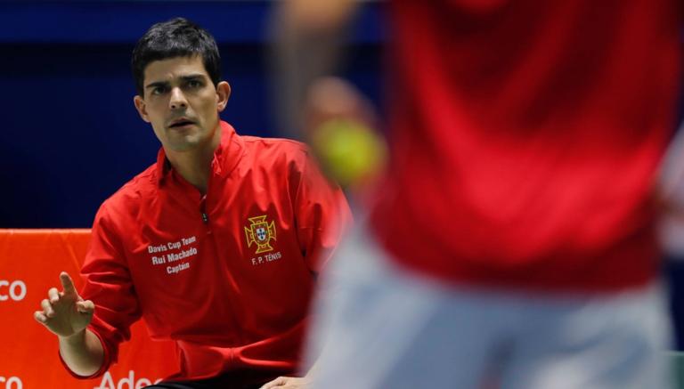 Rui Machado: «O piso é bastante rápido e a bola não salta muito»