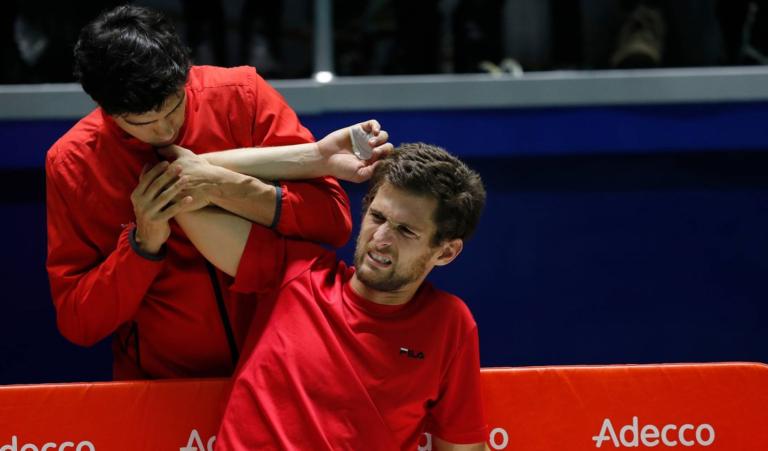 Pedro Sousa desiste do ATP 250 de Córdoba: «Vou para Lisboa recuperar o mais rápido possível»