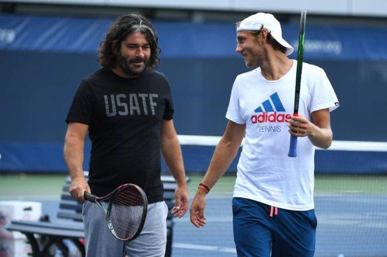 Ex-treinador de Pouille: «O Lucas tem talento para ganhar Grand Slams»