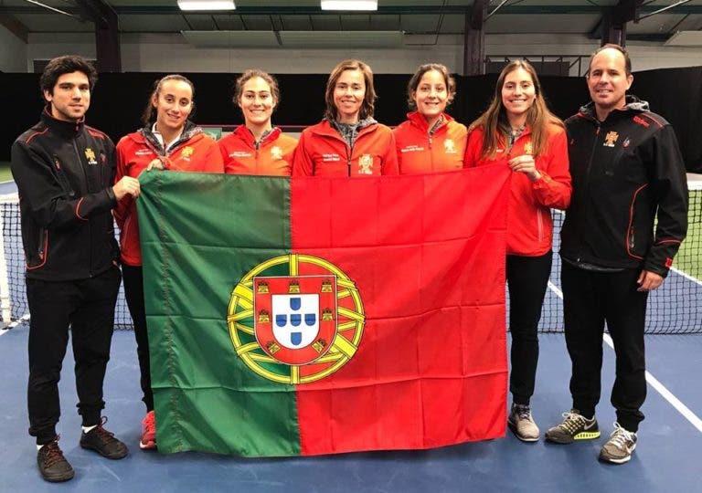 Fed Cup. Portugal defronta a Bósnia no sábado na luta pela manutenção