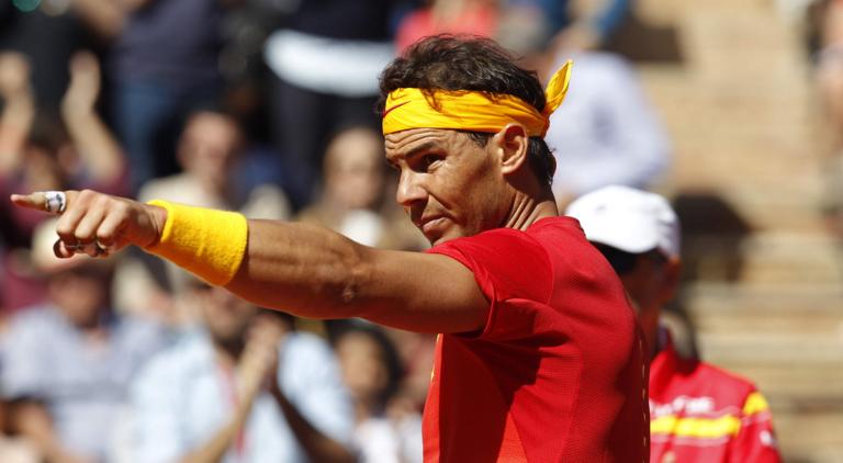 Nadal não gostou do sorteio das Davis Cup Finals: «Não podemos estar contentes»