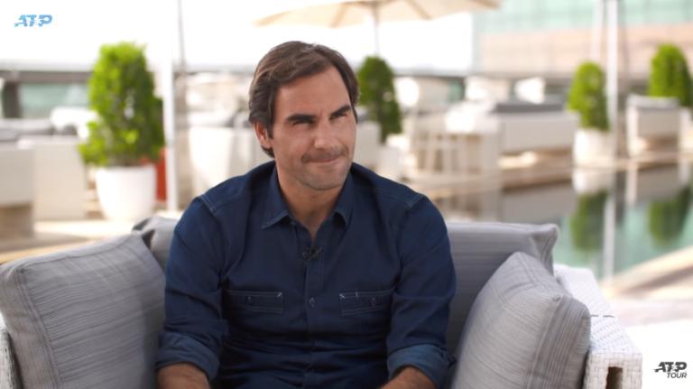 Federer lembra o dia em que o diretor do Dubai tentou que o multassem por perder de propósito