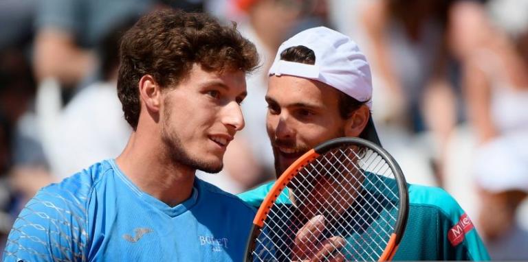 João Sousa cede em pares e despede-se do Open da Austrália