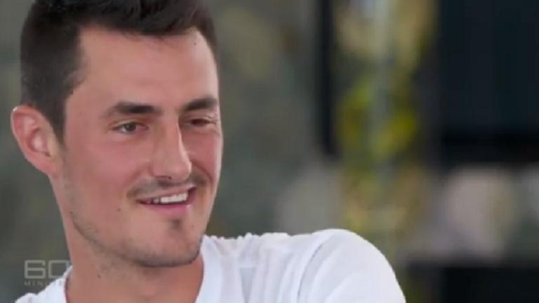 [VÍDEO] Tomic admite ameaças a Hewitt: «E mantenho-as. Se ele passar a um metro de mim…»