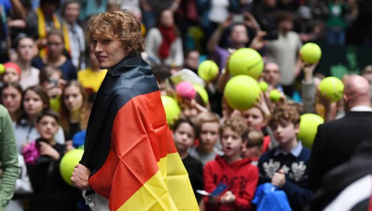 Sérvia (sem Djokovic) e Alemanha (com Zverev mas só agora) garantem Davis Cup Finals