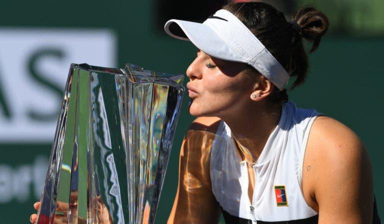 Navratilova elogia Andreescu: «Ela lembra-me o Murray, se continuar assim termina o ano no top 10»