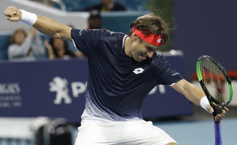 David Ferrer vence novamente em Barcelona e avança para os oitavos-de-final
