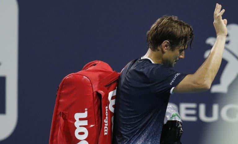 Ferrer: «Terminar como quero é o melhor troféu que ganhei em toda a minha carreira»