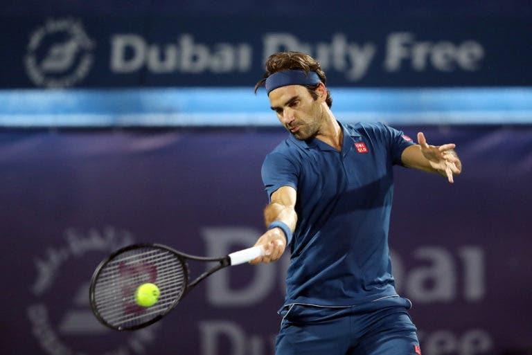 Federer elogia Coric: «Ele já mostrou como vencer-me em Halle e Xangai»