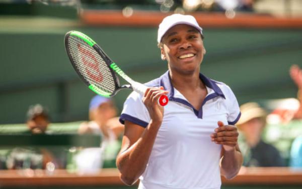 Venus Williams continua em grande e já está nos 'oitavos'; Barthel bate Goerges em enorme vitória