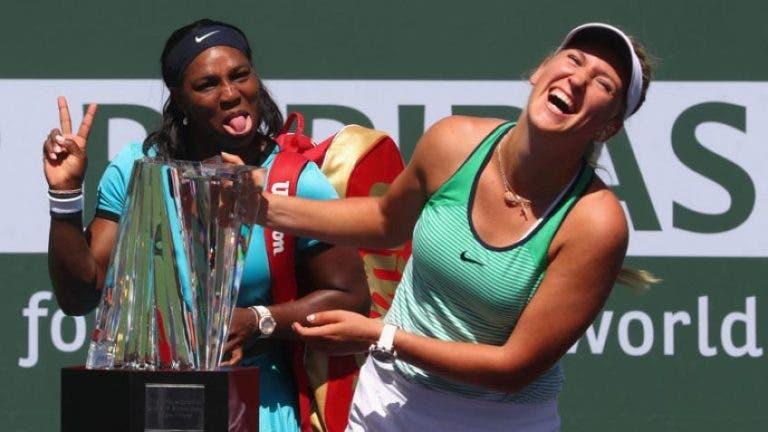 Azarenka triunfa e encontra Serena em Indian Wells