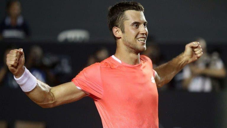 Djere: «Djokovic é um dos desportistas mais profissionais de sempre»