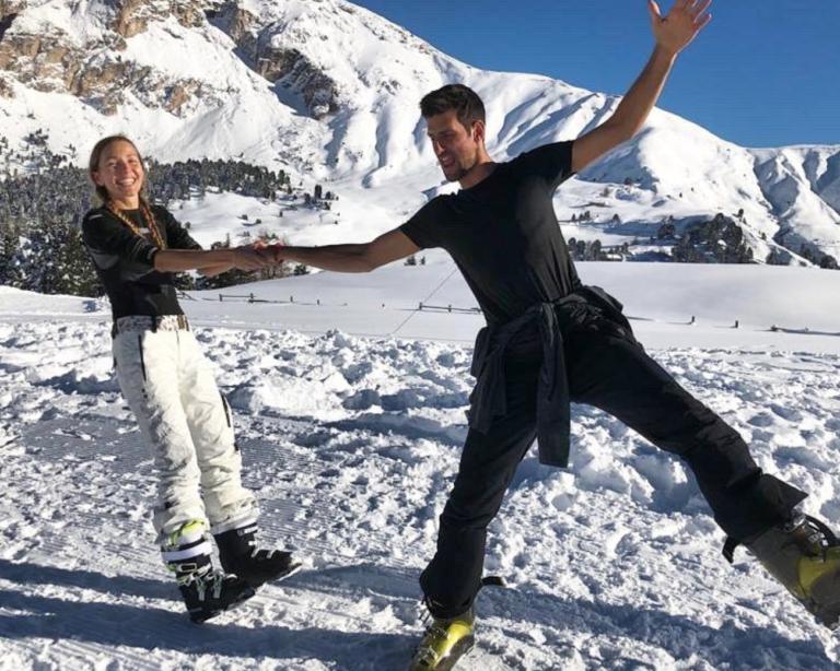 Djokovic: «Não assino qualquer contrato que me impeça de esquiar»