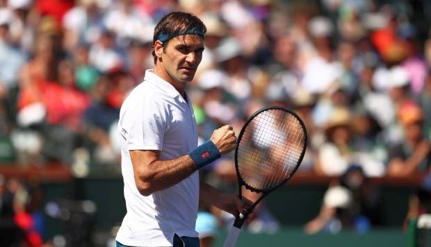 As impressionantes estatísticas do serviço de Federer na final frente a Isner em Miami
