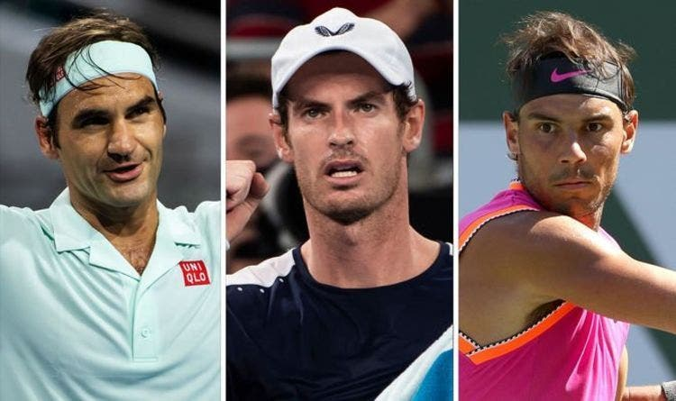 Federer espera que Murray e Nadal regressem em força