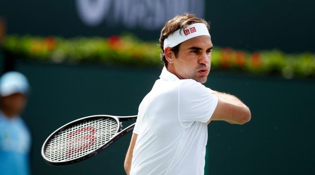 Sábado 'gordo' em Miami: Federer, Osaka, Zverev-Ferrer e Kerber-Andreescu