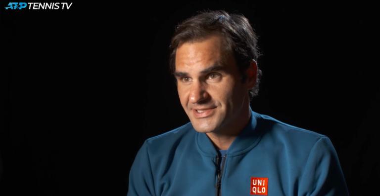 Federer admite desejo de desforra: «Um pouco, sim»