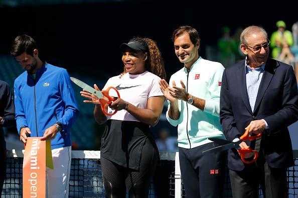 Federer e as justificações de Djokovic após perder em Miami: «Não creio que o Novak tenha dado desculpas»