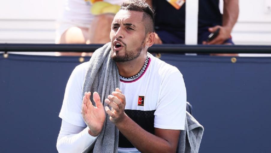 Kyrgios: «Todos sabiam quem ia ganhar Roland Garros antes de começar»