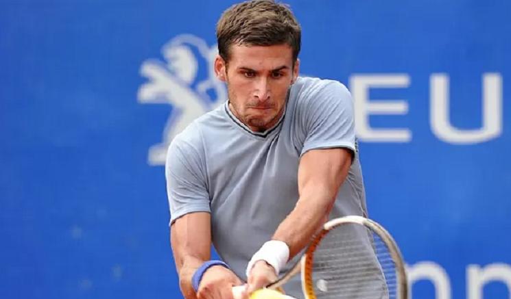 Irmão de Djokovic recebeu convite para o quadro de Marbella e… durou 67 minutos