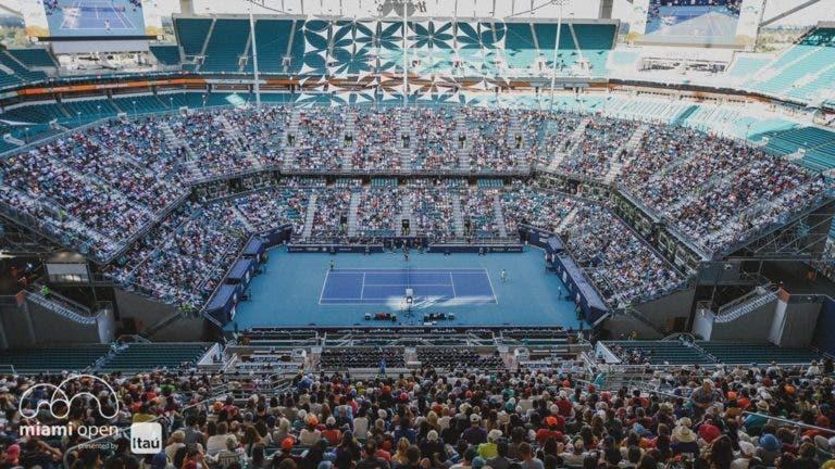 Domingo em Miami: Djokovic, Kyrgios, Halep e Venus reclamam as atenções