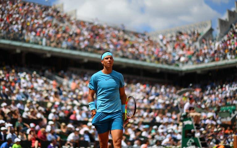Roland Garros: eis os cabeças-de-série masculinos