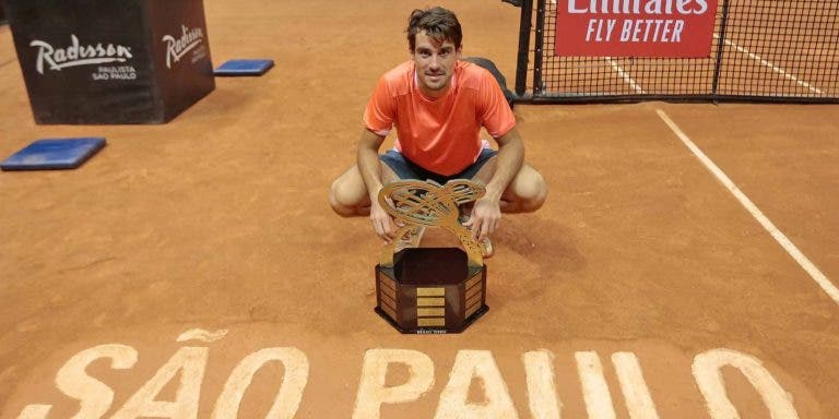 Guido Pella conquista o primeiro título da carreira aos 28 anos