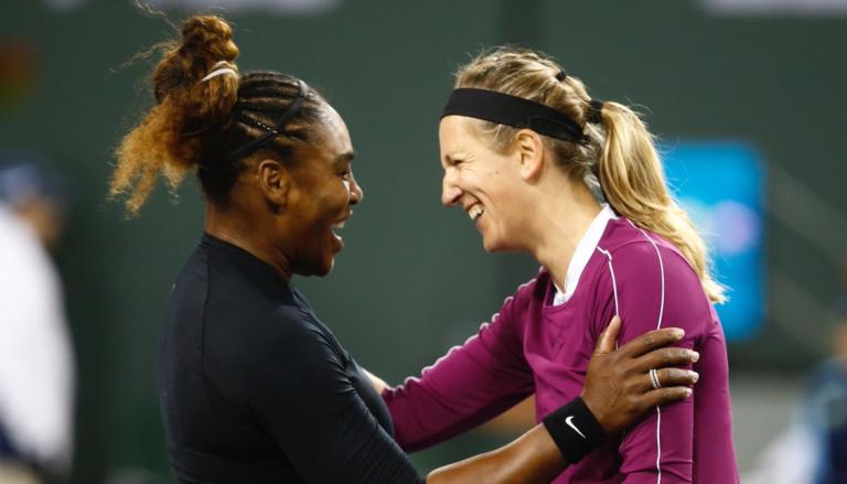 BRUTAL. Serena sobreviveu a Azarenka num dos melhores encontros de 2019