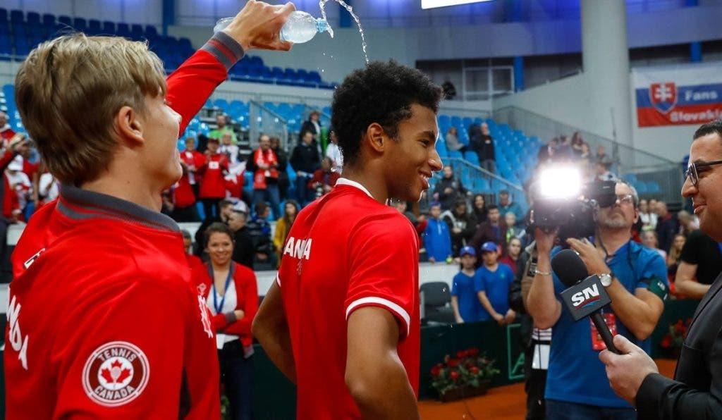 Roddick e o futuro do ténis americano: «O Auger Aliassime devia ter nascido mais a sul»