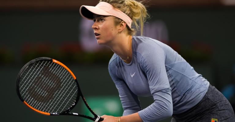 Svitolina e a derrota nas meias-finais em Indian Wells: «Tenho dores no joelho desde o Dubai»