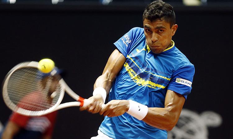 Brasileiros com desfechos diferentes no 'qualifying' de Roland Garros