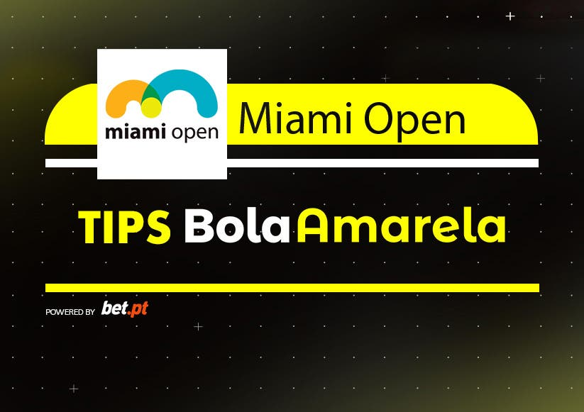 Apostas: Tips Miami Open | 26/03/2019