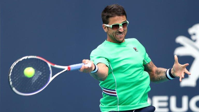 Tipsarevic: «Murray ganhará outro Grand-Slam»