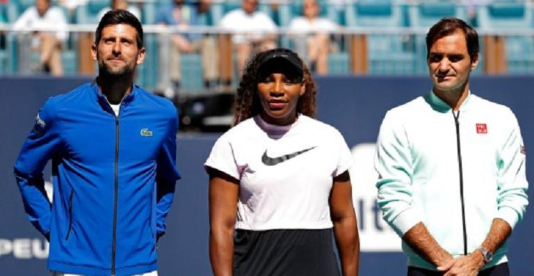 Djokovic desmente zanga com Nadal e Federer: «Não criem problemas onde não há!»