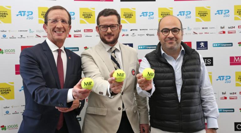 """Estoril Open tem pedidos de wild cards de """"três nomes sonantes"""""""