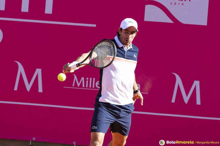 Troca no Millennium Estoril Open: Sai Krajinovic entra Cuevas
