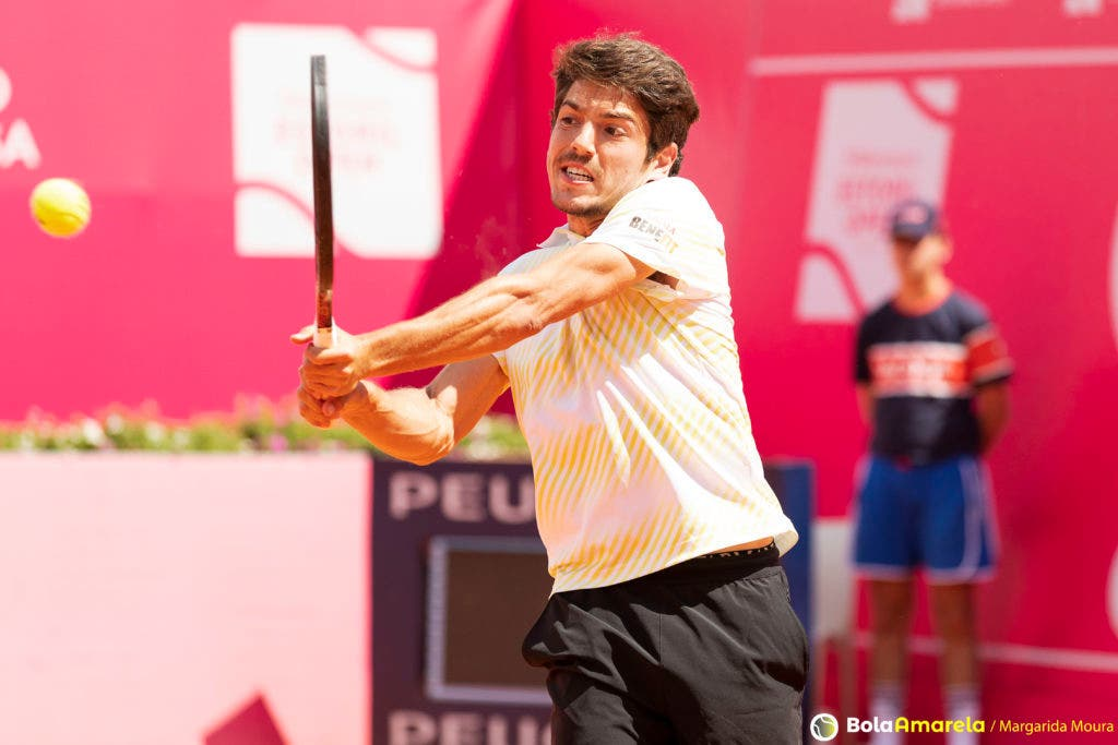 João Domingues joga a bom nível mas acaba eliminado no US Open