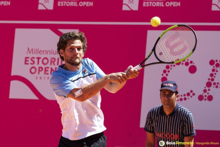 Buenos Aires: siga a primeira ronda de Pedro Sousa no nosso live center
