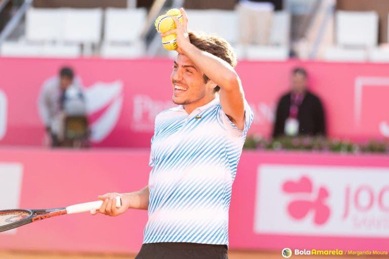 João Domingues continua em grande forma e avança para as meias-finais em Braga