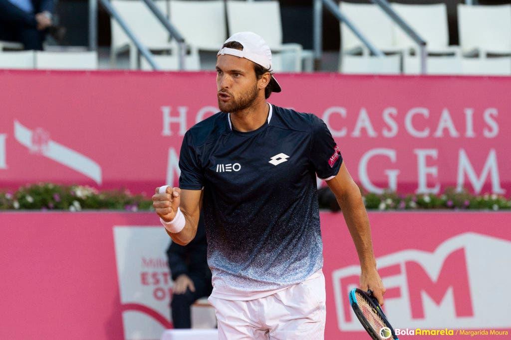 João Sousa entra com triunfo autoritário no ATP 250 de Gstaad
