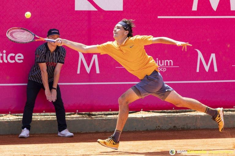 O desabafo de Fritz à equipa técnica sobre Davidovich que envolve… Djokovic e Nishikori