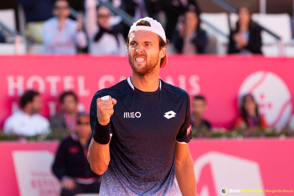 João Sousa: as 19 meias-finais ATP do número 1 nacional