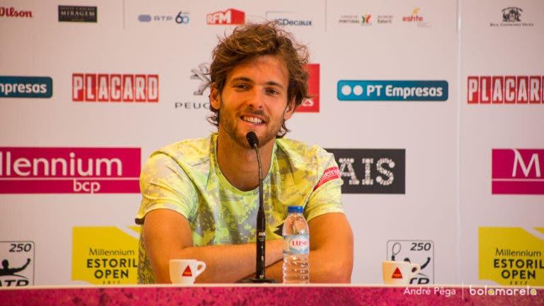 João Sousa: «Não é a variante em que mais aposto, mas estou contente»