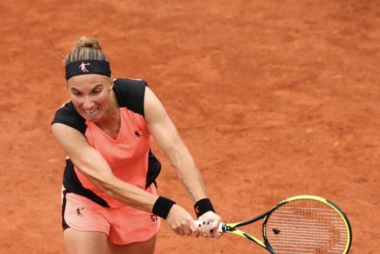 Kuznetsova regressa ao circuito com vitória seis meses depois