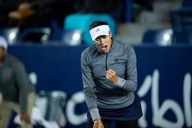 Kerber e Muguruza entram a vencer em Monterrey
