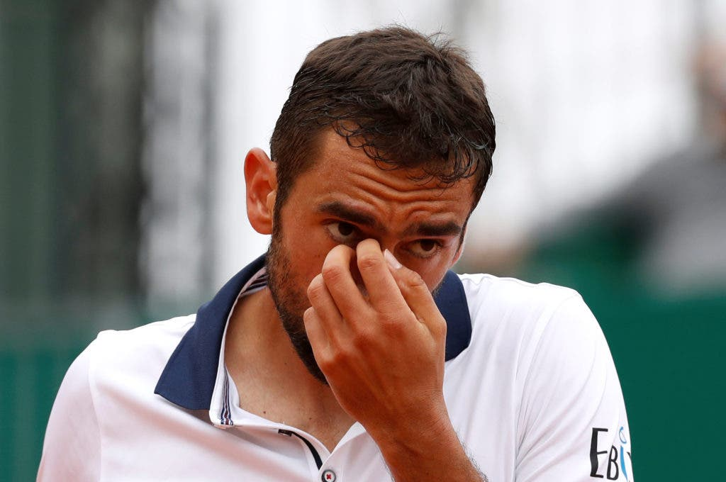 Cilic fala das maiores qualidades de Djokovic, Federer e Nadal