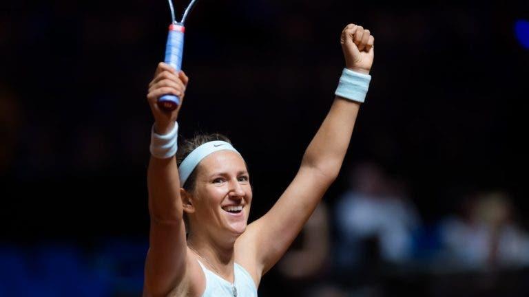 Azarenka elimina campeã em título Pliskova em Estugarda
