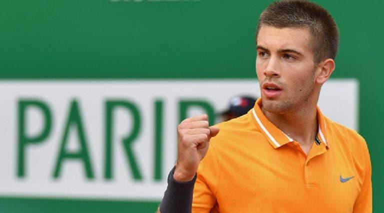 O quadro completo do ATP 250 de Budapeste com destaque para Coric e Cilic